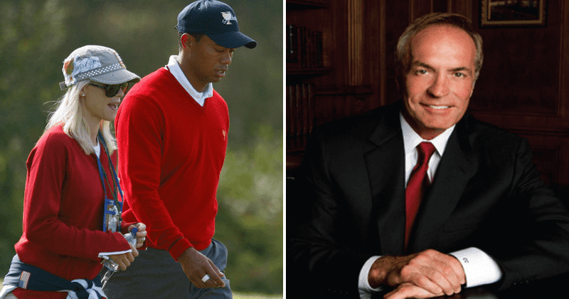 Coal billionaire Chris Cline who once dated Tiger Woods' ex Elin Nordegren dies in helicopter crash off Bahamas coast along with 6 others
