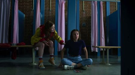 Stranger Things' season 3 sees scientist Alexei 'Smirnoff