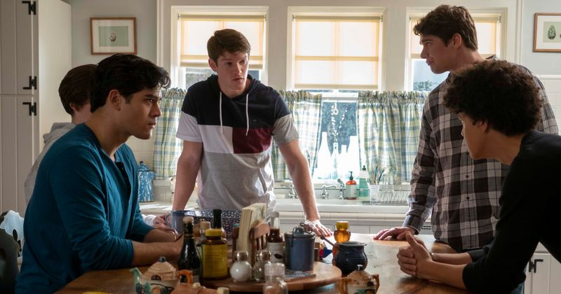 The Society' season 2: All the goof-ups of male characters from