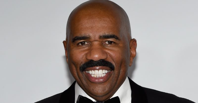 Steve Harvey sued for $2 million by fitness model who says he made her look 'slutty'