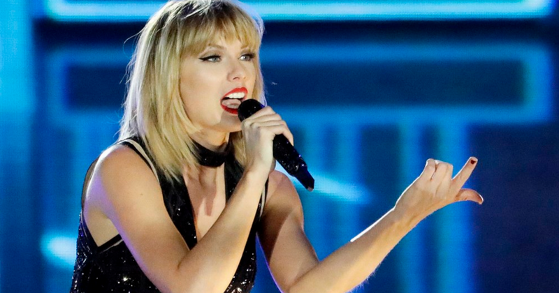 Taylor Swift's dared to cover a 70's classic but it did not go as planned