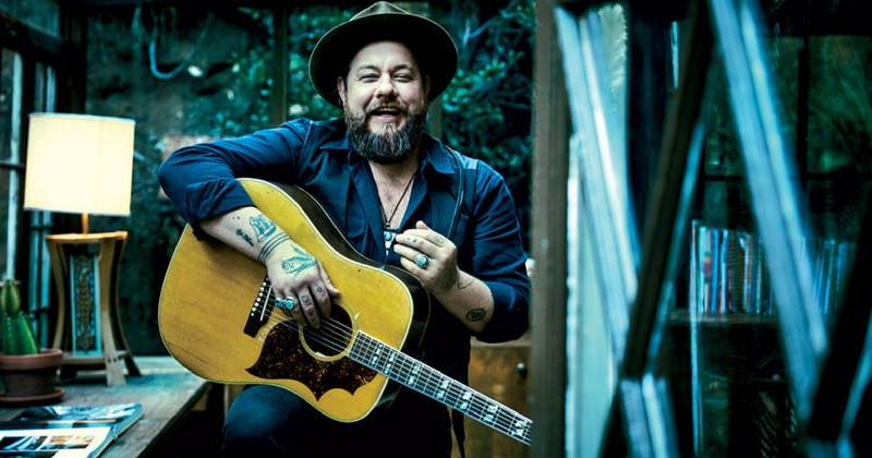 Nathaniel Rateliff opens up about his alcoholic days and personal struggle which led him to his new LP