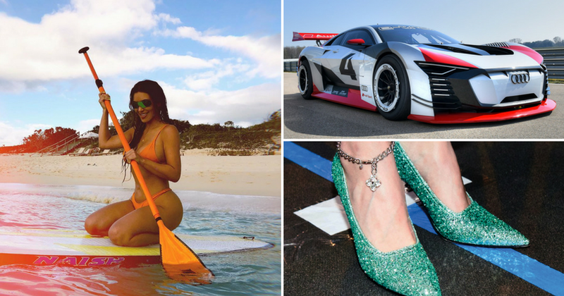 The Luxe Life: The 5 trends this week that all the celebrities are swooning over