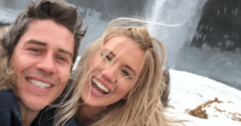 Arie Luyendyk Jr and Lauren Burnham eager to plan their wedding around the Bachelor schedule