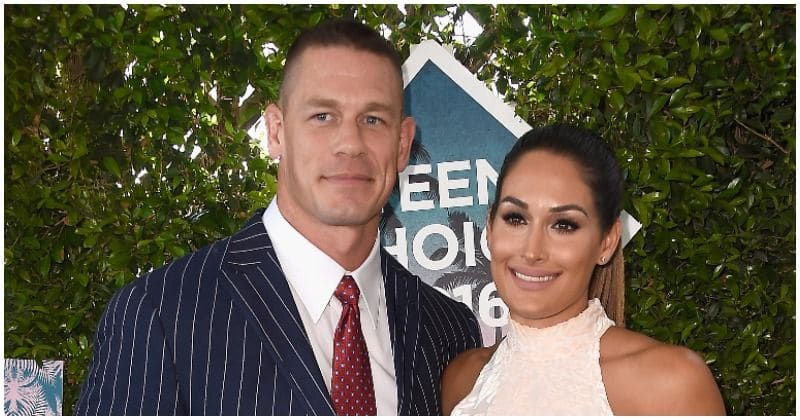 Wrestlers John Cena and Nikki Bella break up after six years of dating