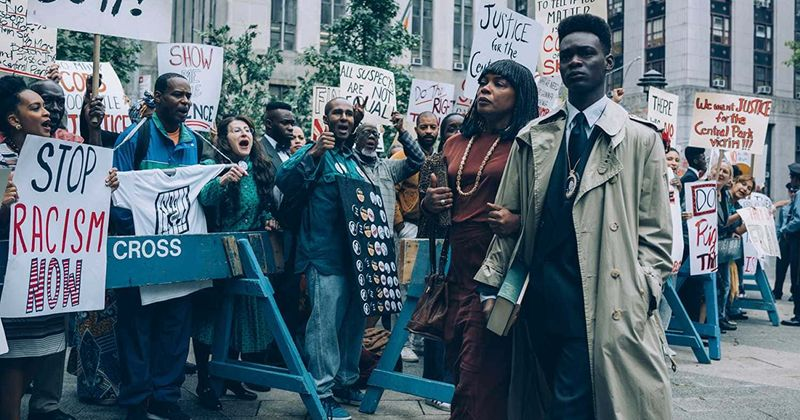 Ava DuVernay's Netflix drama series 'When They See Us
