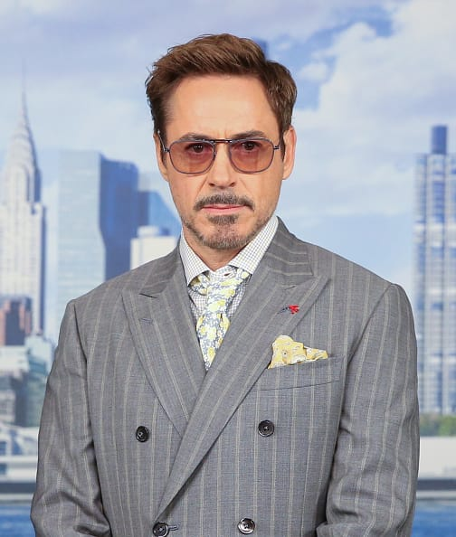 Robert Downey Jr (Getty Images)