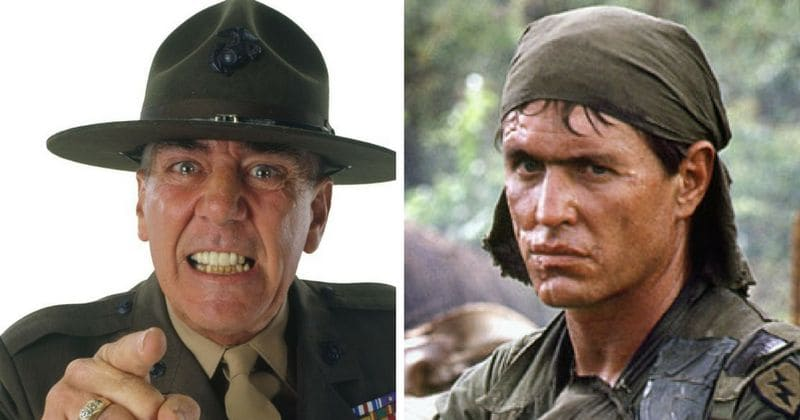 R Lee Ermey's role as Gunnery Sergeant Hartman was iconic ...