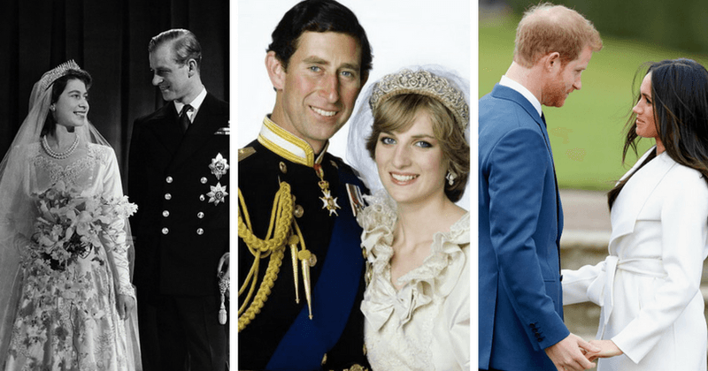 Royal Wedding 2018: How taste buds changed at royal weddings over the years