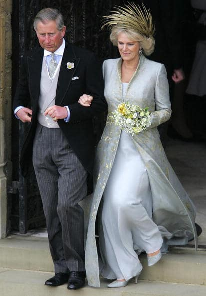 Prince Charles and Camilla ParkerBowles:: A rekindled romance that had a history of separation and failure, this wedding was a controversy on its own. (Getty Images)