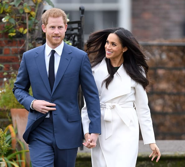 Prince Harry and Meghan Markle's summer wedding is on its way (Getty Images)