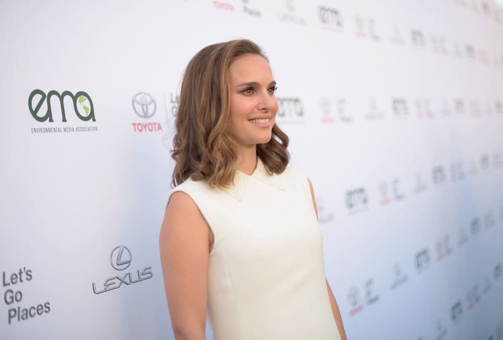 """The US-Israeli actress said she """"cannot in good conscience move forward with the ceremony"""" (GettyImages)"""