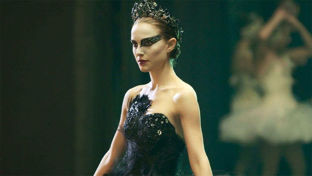 Natalie Portmanwon the best actress Oscar for 'Black Swan'(YouTube)