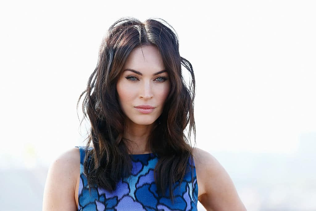 Megan Fox attends the photocall of Paramount Pictures' 'TEENAGE MUTANT NINJA TURTLES' at ic! Berlin brillen GmbH on October 5, 2014 in Berlin, Germany. (Photo by Andreas Rentz/Getty Images for Paramount Pictures International).