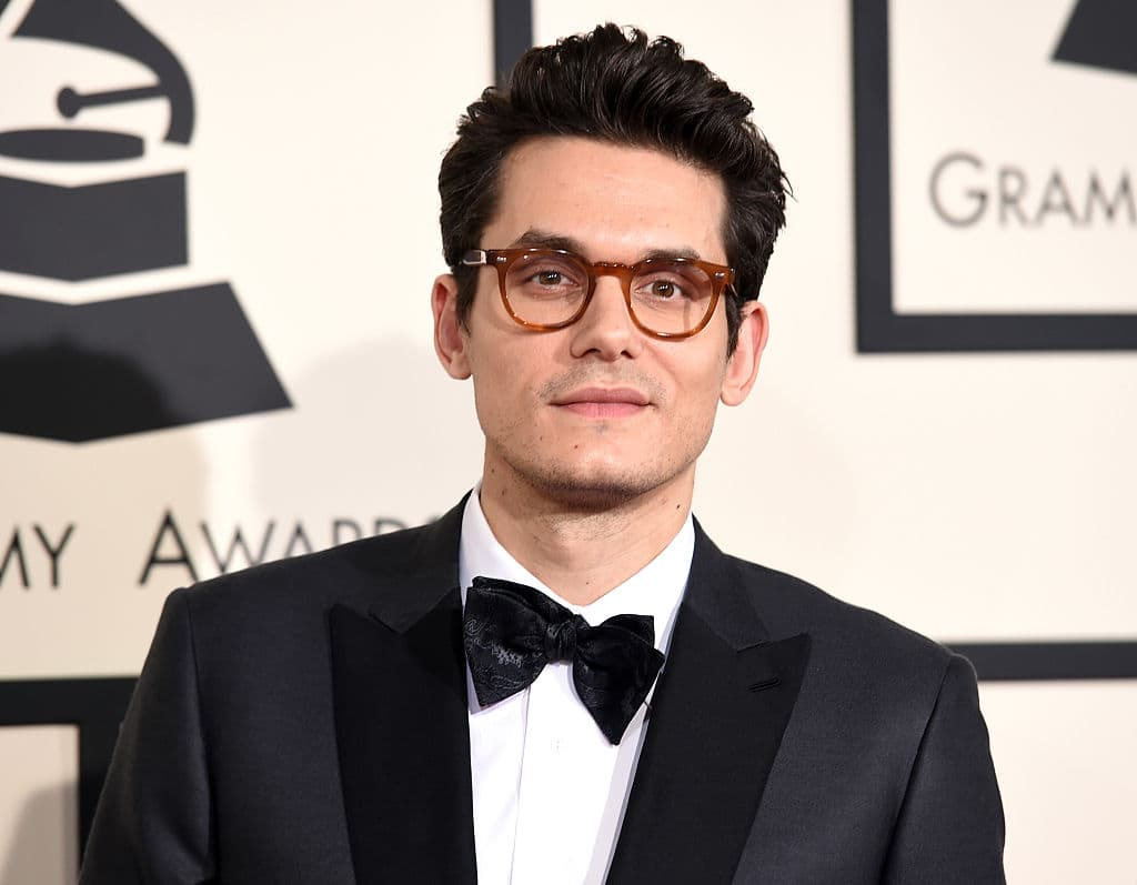 Musician John Mayer attends The 57th Annual GRAMMY Awards at the STAPLES Center on February 8, 2015 in Los Angeles, California. (Photo by Jason Merritt/Getty Images)