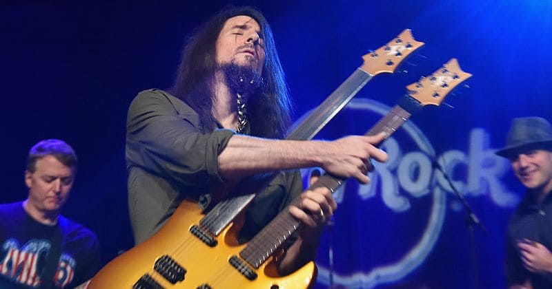 EXCLUSIVE | How Ron 'Bumblefoot' Thal went from standing at death's door to becoming one of the world's greatest guitarists