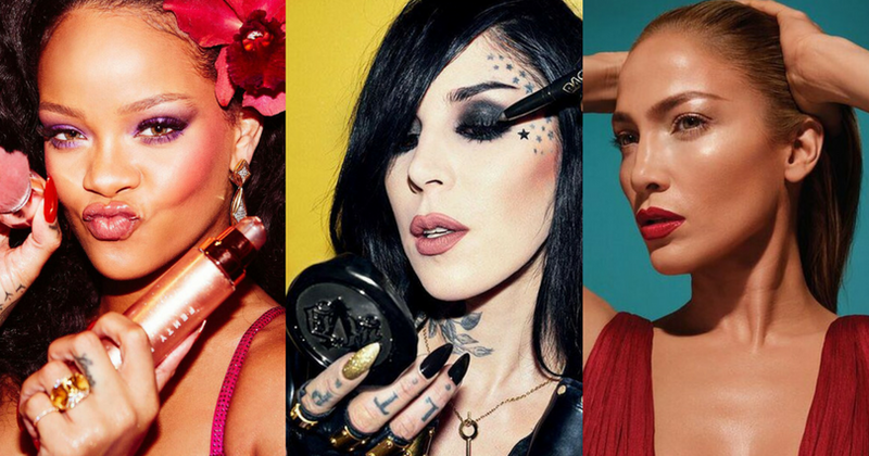 From starlets to beauty gurus: How celebrities have translated their influence into massive beauty empires
