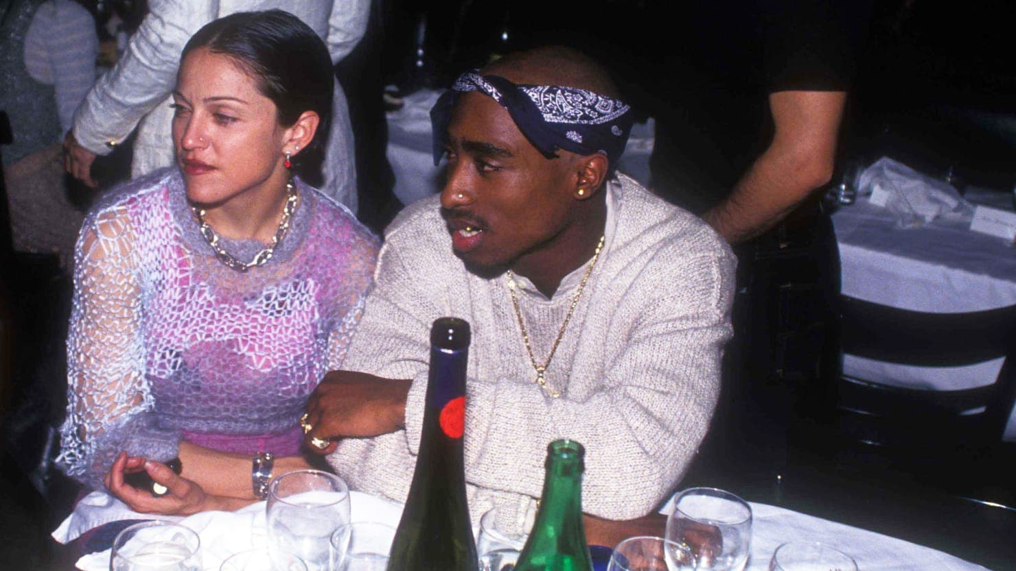 Tupac wrote the letter a year before his death in 1995. (Getty Images)