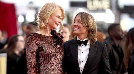 Nicole Kidman joined Keith Urban on stage for a romantic duet and it was magical
