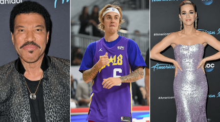 Katy Perry defends Justin Bieber after Lionel Richie disses his daughter Sofia's ex