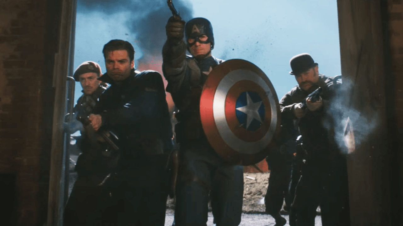 Still from the Captain America: The First Avenger (Youtube)