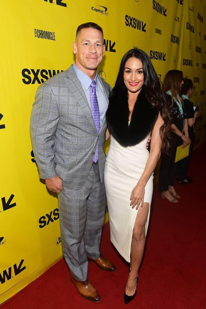 The couple announced their split weeks before their wedding (Photo by Matt Winkelmeyer/Getty Images for SXSW)