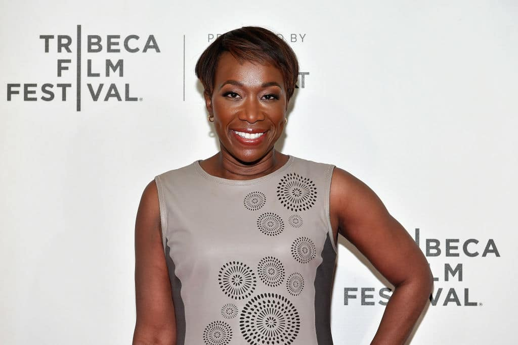 Joy Reid attends the 'Rest In Power: The Trayvon Martin Story' premiere during the 2018 Tribeca Film Festival at BMCC Tribeca PAC on April 20, 2018 in New York City. (Photo by Dia Dipasupil/Getty Images for Tribeca Film Festival)