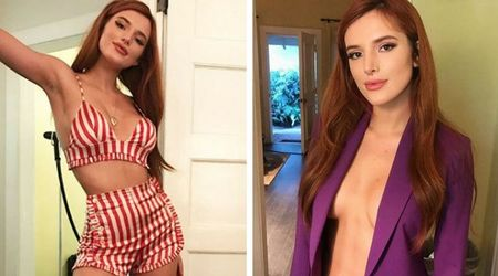 Bella Thorne posts sizzling pic online and her fans go up in flames