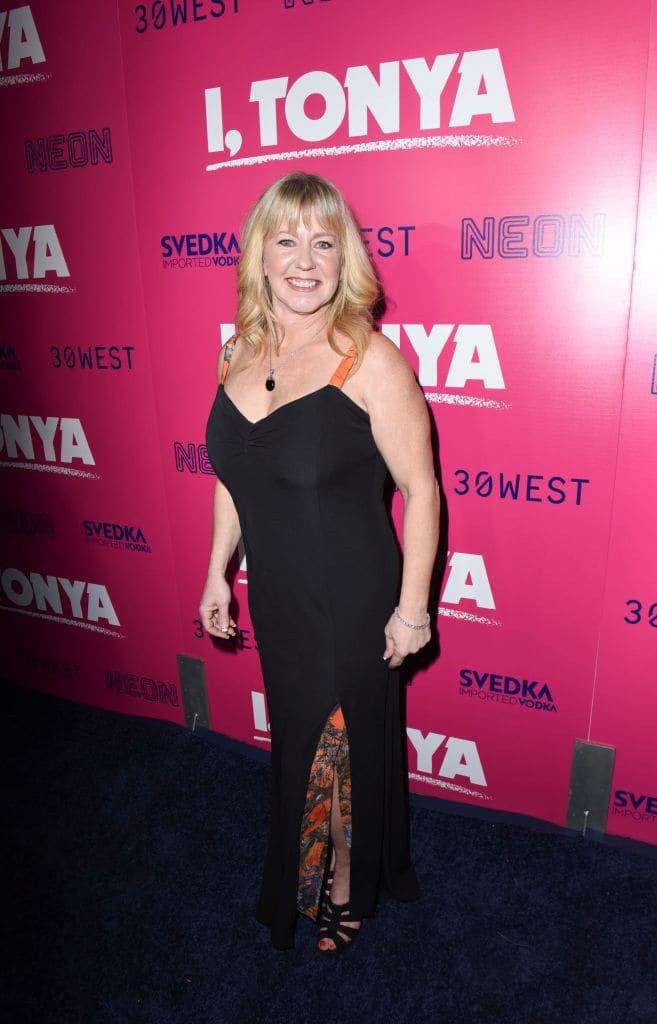 Tonya feels she is respected after the release of her biopic  (Photo by Vivien Killilea/Getty Images for NEON)