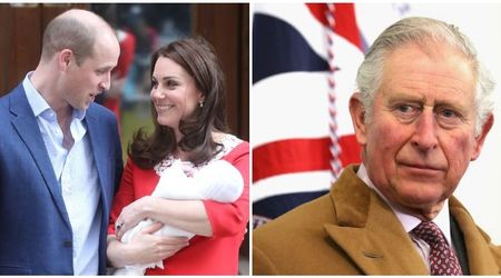 Prince Charles still hasn't seen his grandson while the rest of the royal family has visited William and Kate