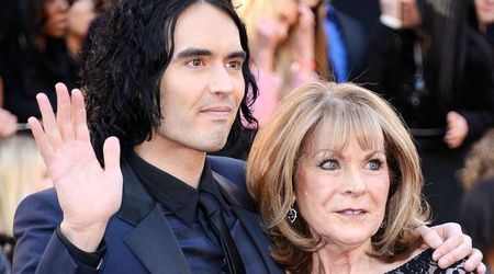 Comedian Russell Brand's mother badly injured in a hit-and-run case