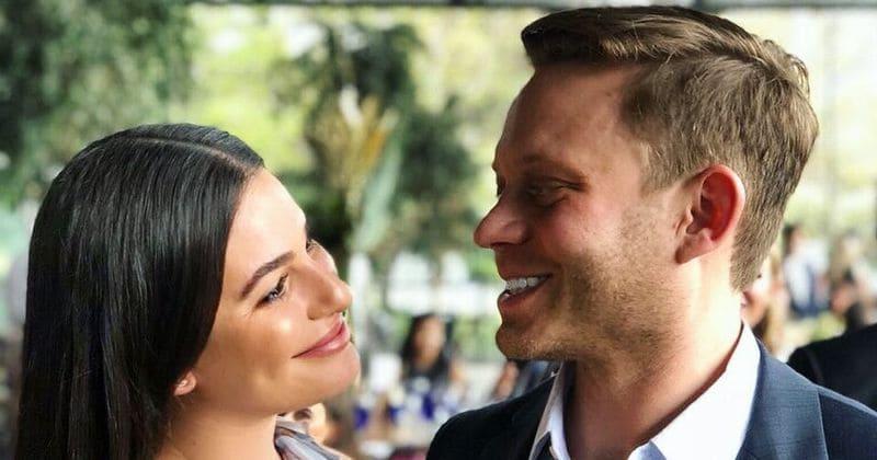 Lea Michele dating ny kille