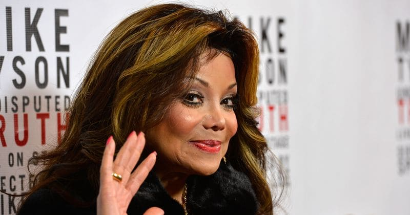 dc289c7da34 La Toya Jackson teases reading with Tyler Perry as she says she still  receives messages from Michael Jackson