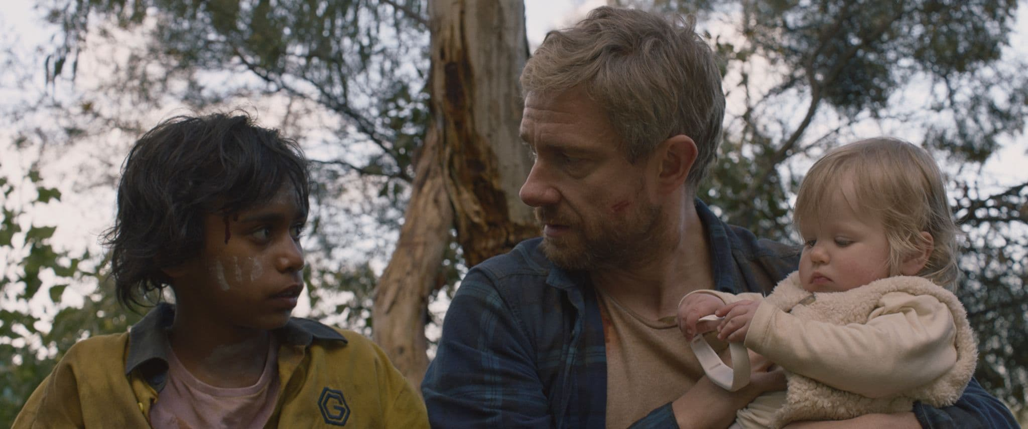 'Cargo' does not live up to expectations (Source: Netflix)