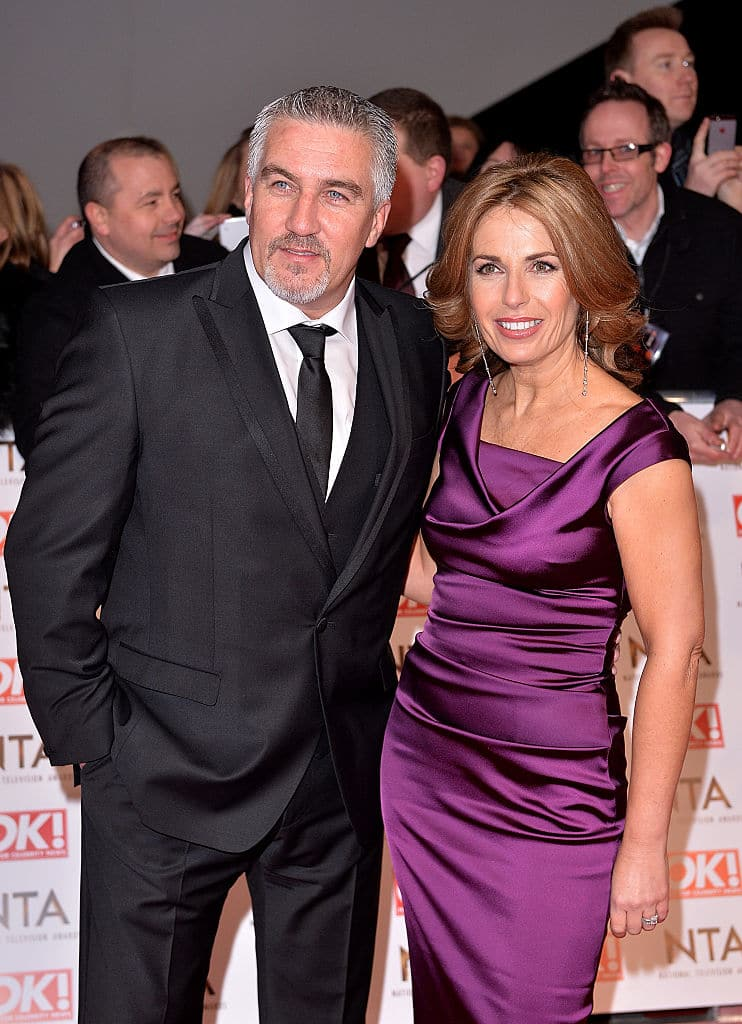 Paul Hollywood and wife Alex split last year (Source: Anthony Harvey/Getty Images)