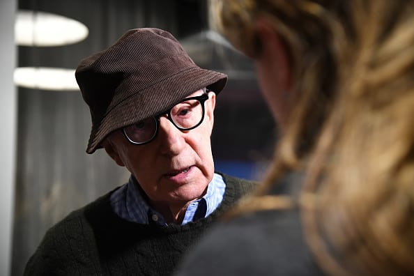 Woody Allen (Getty)