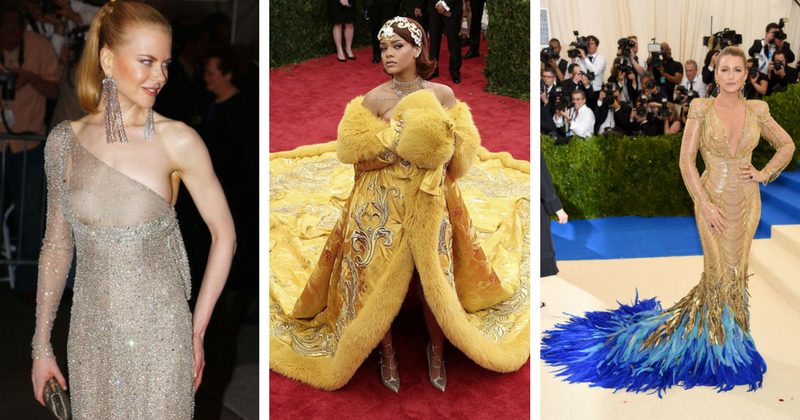 Abby Love's Fashion Closet: The 8 best Met Gala looks of all time