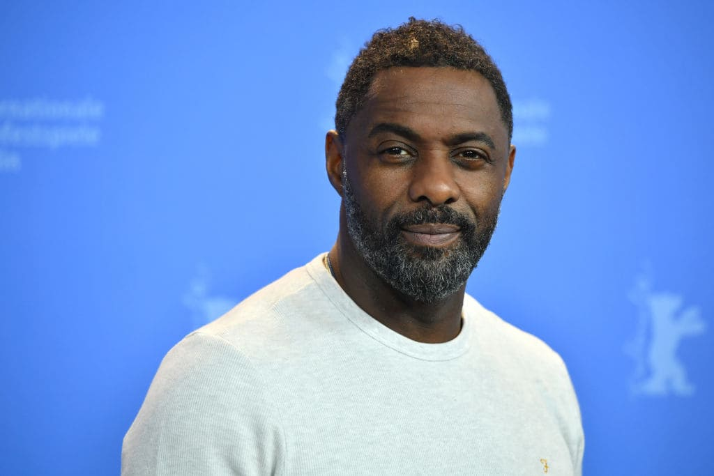 Idris Elba poses at the 'Yardie' photocall during the 68th Berlinale International Film Festival Berlin at Grand Hyatt Hotel on February 22, 2018 in Berlin, Germany. (Photo by Alexander Koerner/Getty Images)
