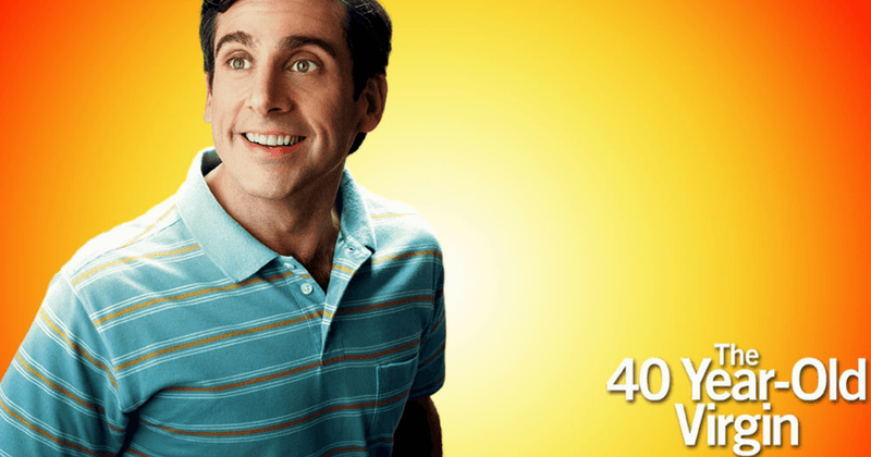 reasons why the year old virgin is still funny for