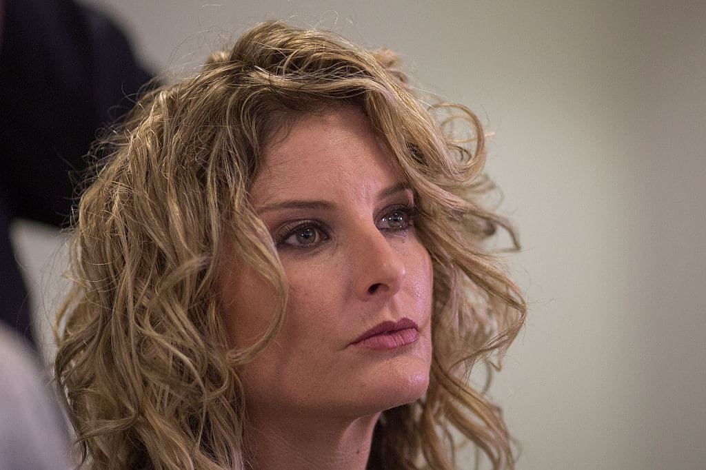 Trump made unwanted sexual advances to Summer Zervos in 2007 (Getty Images)