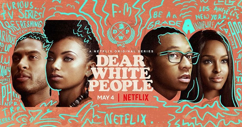 Image result for dear white people season 2