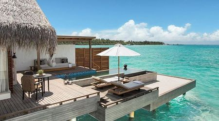 PICS! Fairmont's first resort in the Maldives is all about experiencing its pristine natural beauty and luxury