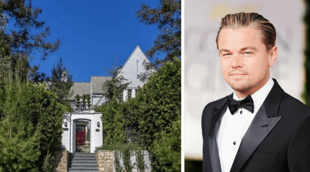 PICS! Leonardo DiCaprio now owns Moby's house after paying $4.91 million but he won't be staying in it
