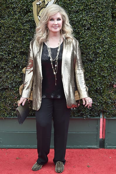 Fire The Stylist No Silver Lining For Morgan Fairchild S