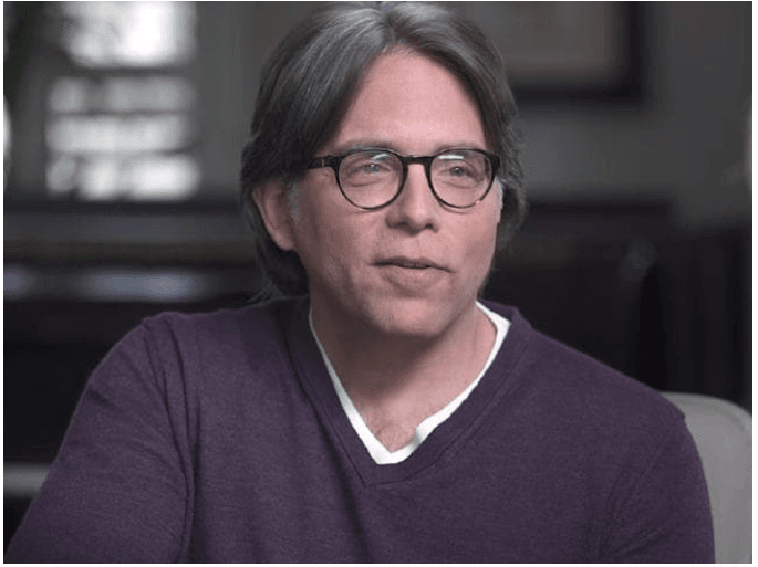 NXIVM founder Keith Raniere has been charged with sex trafficking. (Youtube)