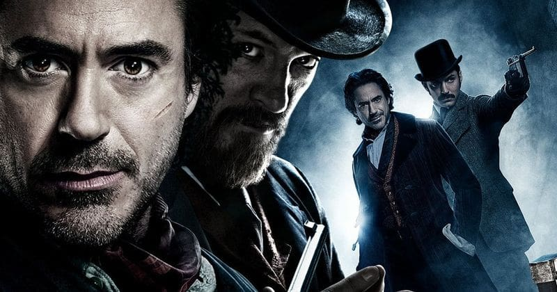 sherlock holmes 3 is finally happening and robert downey