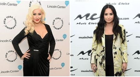 Christina Aguilera and Demi Lovato to debut new duet at 2018 Billboard Music Award