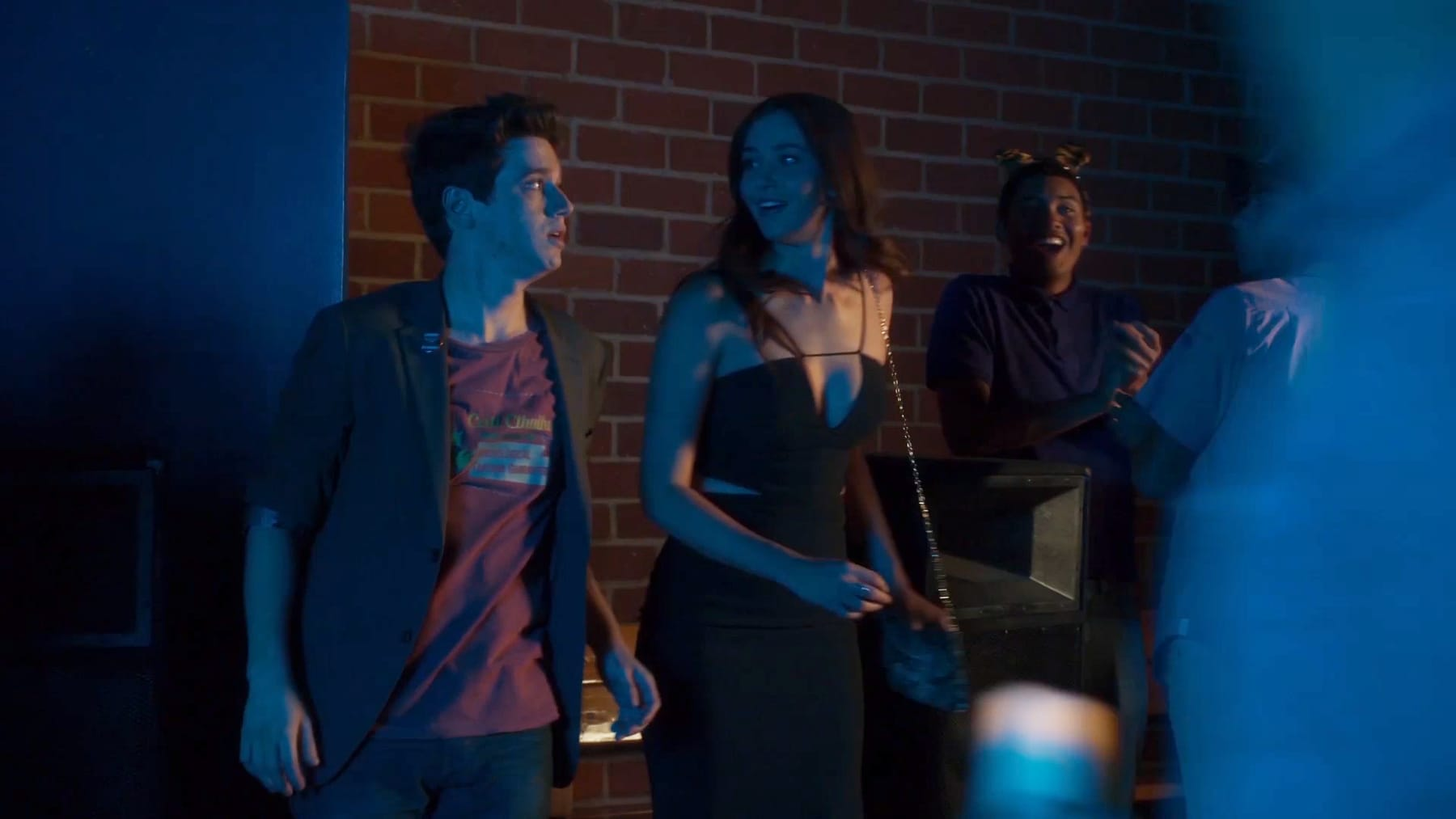All Night marks the second series from AwesomenessTV to be available exclusively on Hulu