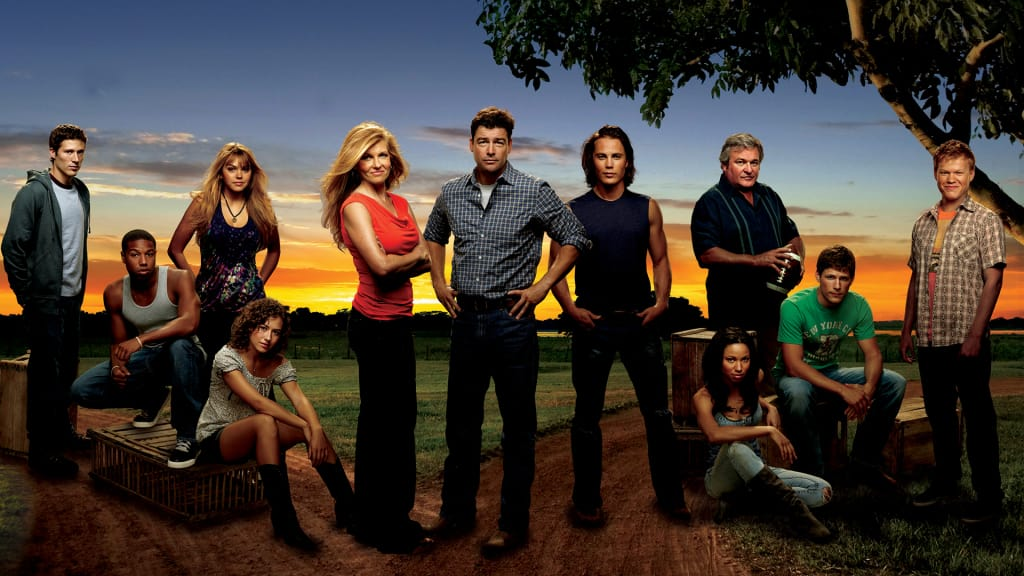 Friday Night Lights series ran from 2006 to 2011 (Twitter)