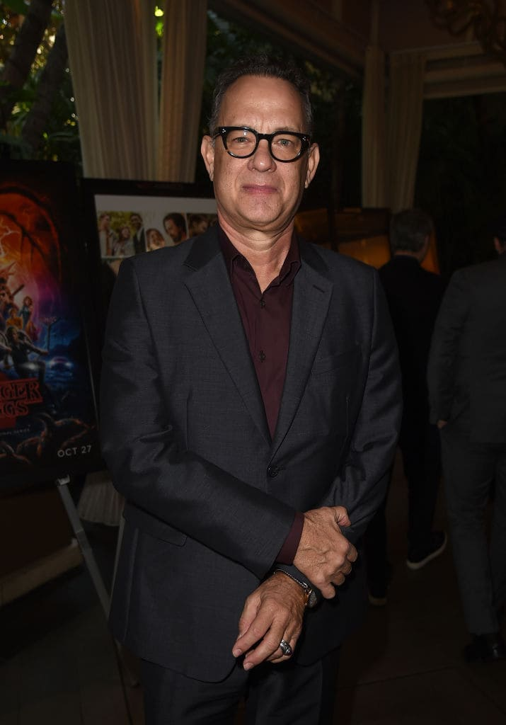 Hanks will be hoping that this role breaks his Oscar drought (Source: Kevin Winter/Getty Images for AFI)